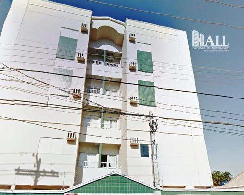 apartamento com 2 dorms, jardim urano, são josé do rio preto - r$ 279 mil, cod: 344 - v344