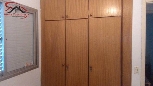 apartamento com 2 dorms, jardim vitória, guarujá - r$ 250.000,00, 75m² - codigo: 99 - v99