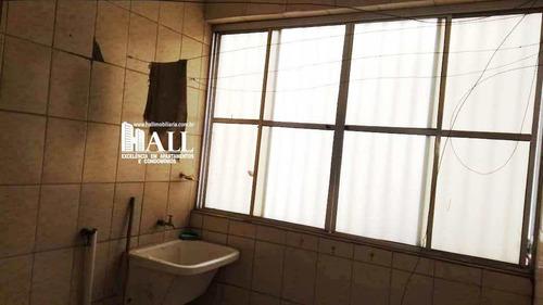 apartamento com 2 dorms, jardim walkíria, são josé do rio preto - r$ 170.000,00, 75m² - codigo: 4186 - v4186