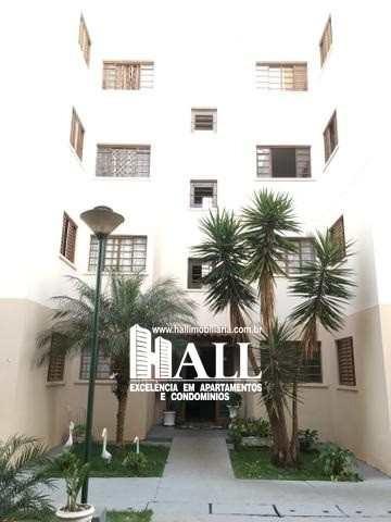 apartamento com 2 dorms, jardim yolanda, são josé do rio preto - r$ 129.000,00, 50m² - codigo: 3021 - v3021