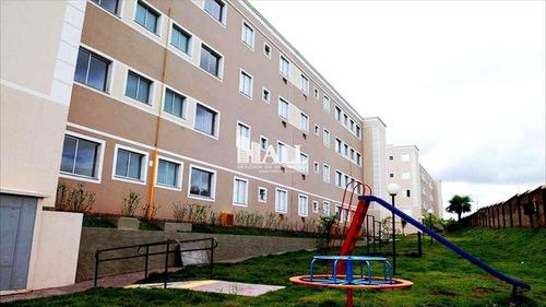 apartamento com 2 dorms, loteamento clube v, são josé do rio preto - r$ 143.000,00, 54m² - codigo: 1799 - v1799