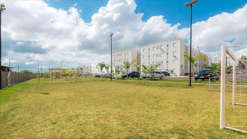 apartamento com 2 dorms, loteamento clube v, são josé do rio preto - r$ 168.000,00, 48m² - codigo: 1734 - v1734