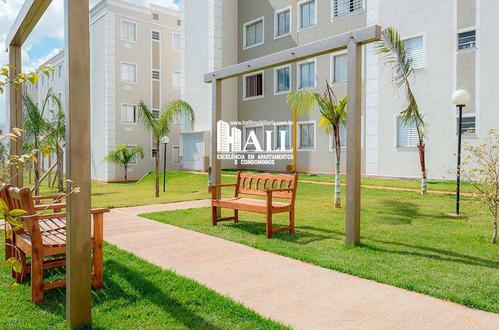 apartamento com 2 dorms, loteamento clube v, são josé do rio preto - r$ 195.000,00, 49m² - codigo: 4013 - v4013