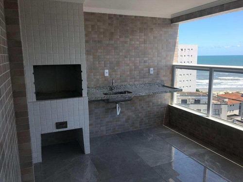 apartamento com 2 dorms, ocian, praia grande - r$ 339.900,00, 67,92m² - codigo: 412933 - v412933