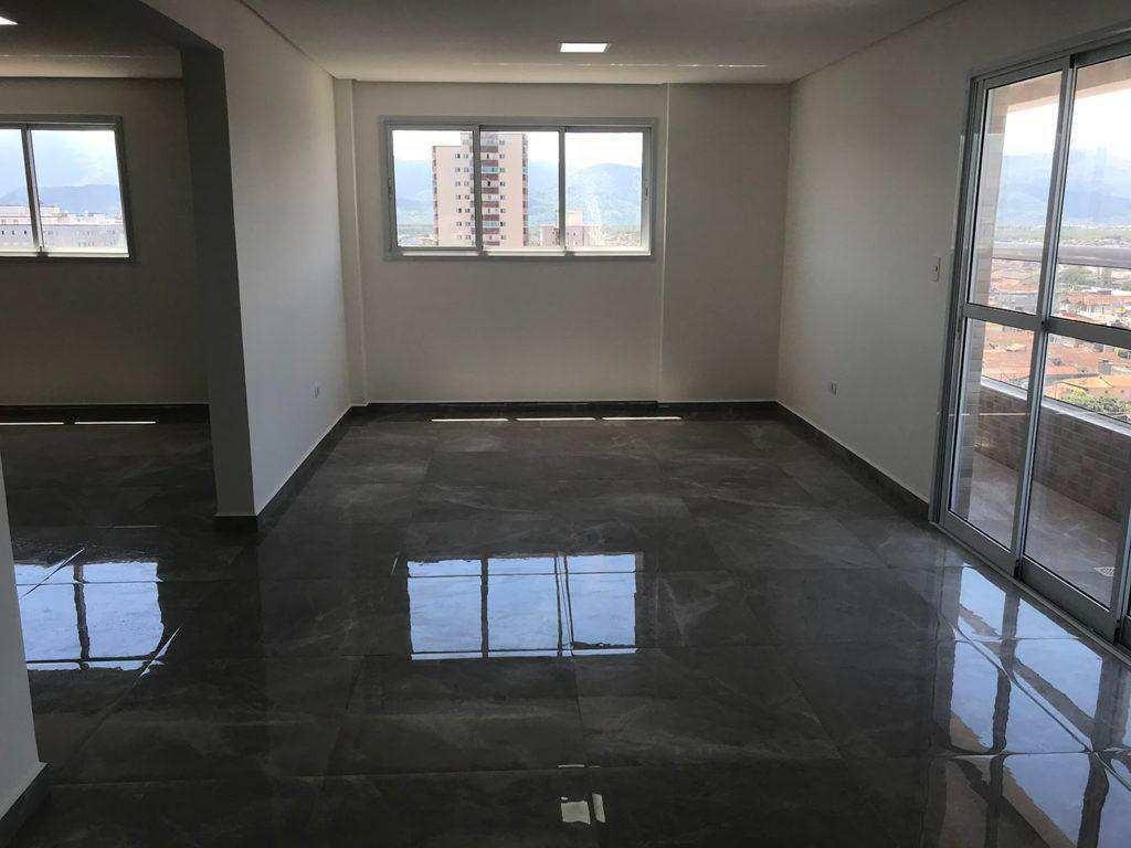 apartamento com 2 dorms, ocian, praia grande - r$ 399.900,00, 77,11m² - codigo: 412900 - v412900
