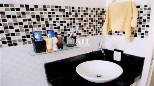 apartamento com 2 dorms, parque das flores ii, são josé do rio preto - r$ 173.000,00, 58m² - codigo: 1941 - v1941