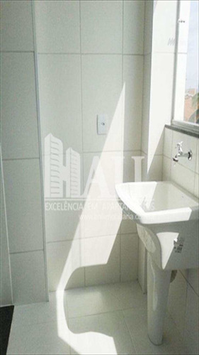 apartamento com 2 dorms, parque residencial comendador mançor daud, são josé do rio preto - r$ 189.000,00, 72m² - codigo: 319 - v319