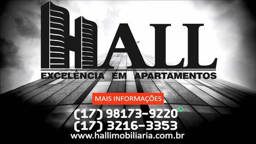 apartamento com 2 dorms, parque residencial dom lafaiete libânio, são josé do rio preto - r$ 154.000,00, 62m² - codigo: 1589 - v1589
