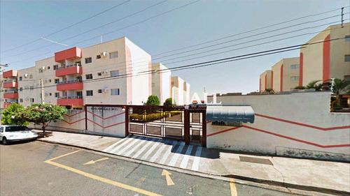 apartamento com 2 dorms, parque residencial lauriano tebar, são josé do rio preto - r$ 150.000,00, 68m² - codigo: 1843 - v1843