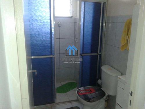 apartamento com 2 dorms, parque santo antônio, taubaté - r$ 138 mil, cod: 160 - v160