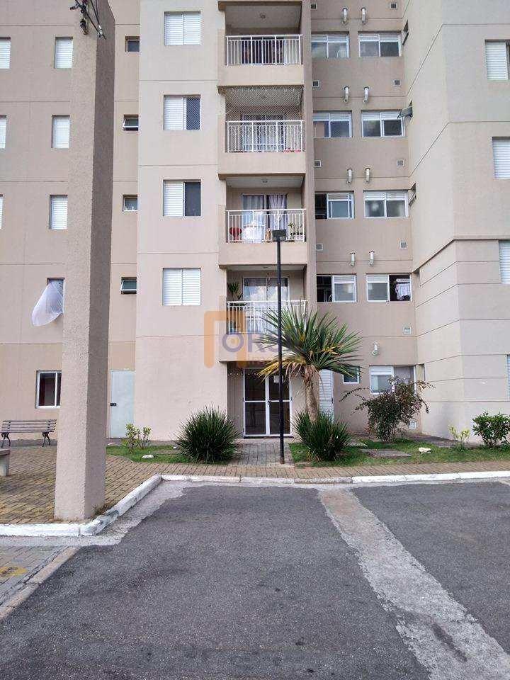 apartamento com 2 dorms, parque suzano, suzano - r$ 220 mil, cod: 1642 - v1642