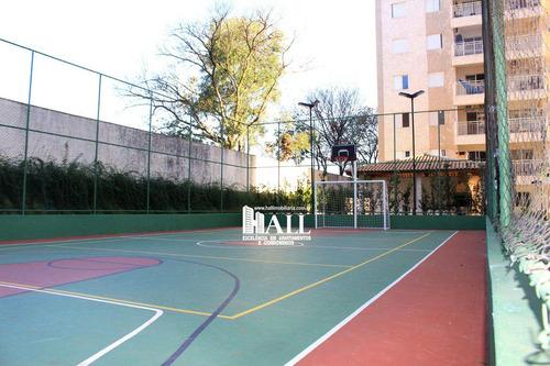 apartamento com 2 dorms, pinheiros, são josé do rio preto - r$ 398.000,00, 80m² - codigo: 3295 - v3295