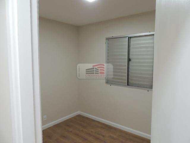apartamento com 2 dorms, planalto, são bernardo do campo - r$ 250 mil, cod: 126 - v126