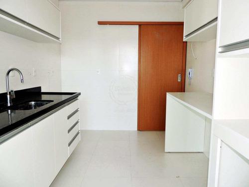 apartamento com 2 dorms, ponta da praia, santos, cod: 11543 - a11543
