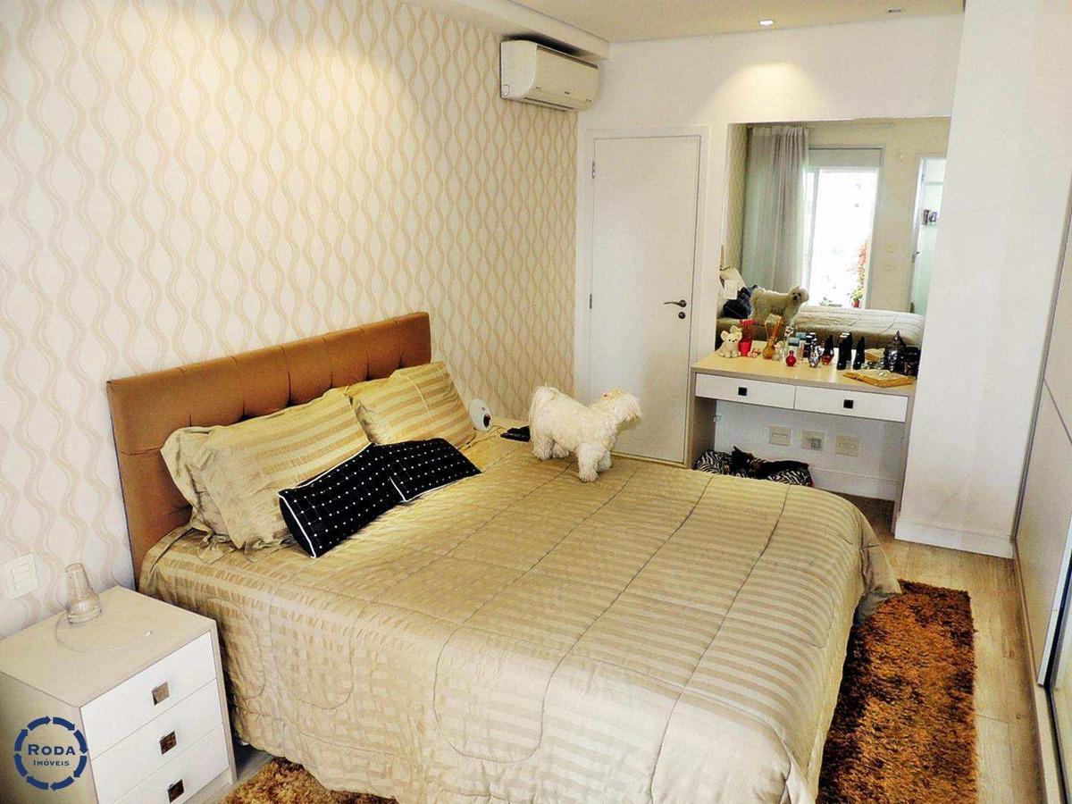 apartamento com 2 dorms, ponta da praia, santos - r$ 1.2 mi, cod: 13765 - v13765