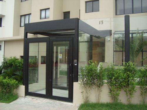 apartamento com 2 dorms - pq ipê - rodízio 57331