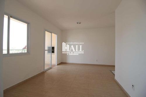 apartamento com 2 dorms, praças golfe, são josé do rio preto - r$ 260 mil, cod: 4129 - v4129