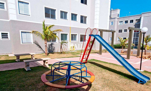 apartamento com 2 dorms, residencial macedo teles i, são josé do rio preto - r$ 163.000,00, 60m² - codigo: 3496 - v3496