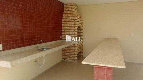 apartamento com 2 dorms, residencial macedo teles i, são josé do rio preto - r$ 178.000,00, 45m² - codigo: 3110 - v3110