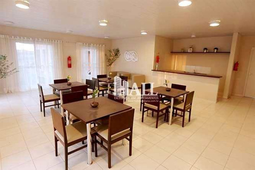 apartamento com 2 dorms, residencial santa filomena, são josé do rio preto - r$ 179.000,00, 50m² - codigo: 3001 - v3001