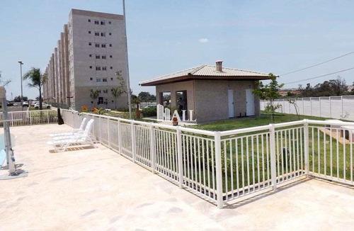 apartamento com 2 dorms, residencial santa filomena, são josé do rio preto - r$ 187.000,00, 50m² - codigo: 2545 - v2545