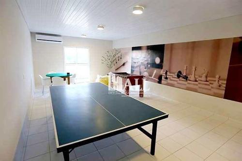 apartamento com 2 dorms, residencial santa filomena, são josé do rio preto - r$ 193.000,00, 49m² - codigo: 3134 - v3134