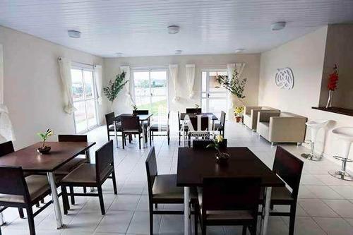 apartamento com 2 dorms, residencial santa filomena, são josé do rio preto - r$ 198.000,00, 50m² - codigo: 3720 - v3720