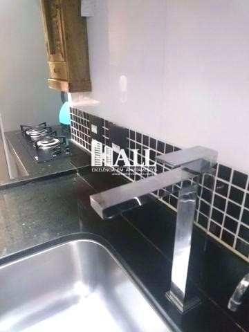 apartamento com 2 dorms, residencial santa filomena, são josé do rio preto - r$ 238.000,00, 50m² - codigo: 2218 - v2218