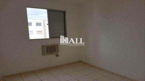 apartamento com 2 dorms, rios di itália, são josé do rio preto - r$ 146.000,00, 58m² - codigo: 1691 - v1691