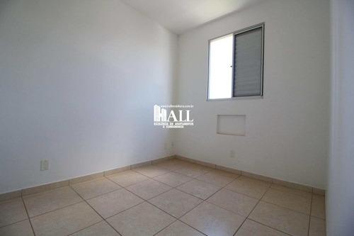 apartamento com 2 dorms, rios di itália, são josé do rio preto - r$ 158.000,00, 46m² - codigo: 3115 - v3115