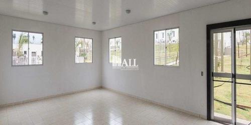 apartamento com 2 dorms, rios di itália, são josé do rio preto - r$ 158.000,00, 50m² - codigo: 2085 - v2085