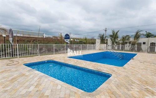 apartamento com 2 dorms, rios di itália, são josé do rio preto - r$ 165.000,00, 50m² - codigo: 2108 - v2108