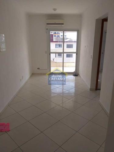 apartamento com 2 dorms, tupi, praia grande - r$ 229 mil, cod: ac4019 - vac4019