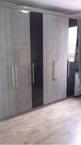 apartamento com 2 dorms, vila alzira, guarulhos - r$ 215 mil, cod: 6997 - v6997