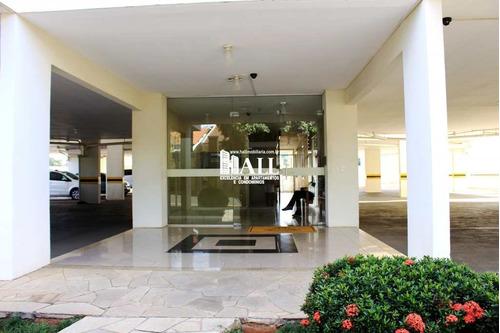 apartamento com 2 dorms, vila angélica, são josé do rio preto - r$ 291 mil, cod: 436 - v436