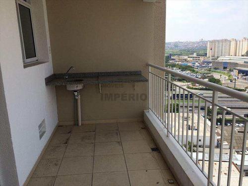 apartamento com 2 dorms, vila augusta, guarulhos - r$ 485 mil, cod: 530 - a530