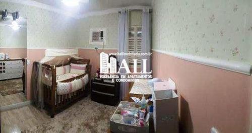 apartamento com 2 dorms, vila cristina, são josé do rio preto - r$ 218.000,00, 60m² - codigo: 3240 - v3240