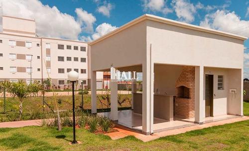 apartamento com 2 dorms, vila elmaz, são josé do rio preto - r$ 128.000,00, 50m² - codigo: 2093 - v2093