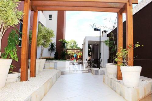 apartamento com 2 dorms, vila ercília, são josé do rio preto - r$ 320.000,00, 65m² - codigo: 2036 - v2036