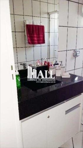 apartamento com 2 dorms, vila itália, são josé do rio preto - r$ 188.000,00, 62m² - codigo: 946 - v946