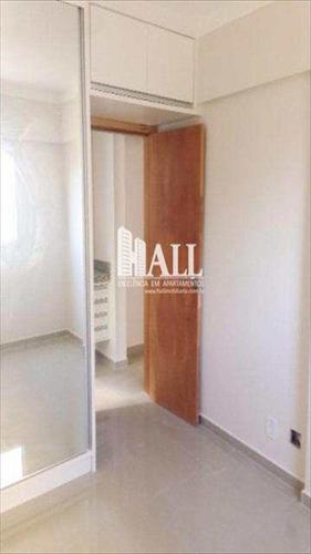 apartamento com 2 dorms, vila itália, são josé do rio preto - r$ 223.000,00, 55m² - codigo: 326 - v326
