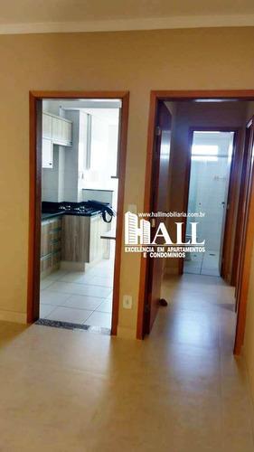 apartamento com 2 dorms, vila itália, são josé do rio preto - r$ 258.000,00, 58m² - codigo: 4303 - v4303