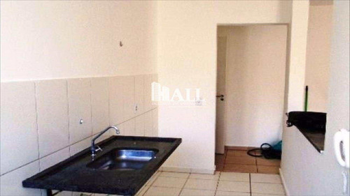 apartamento com 2 dorms, vila maceno, são josé do rio preto - r$ 156.000,00, 54m² - codigo: 1942 - v1942