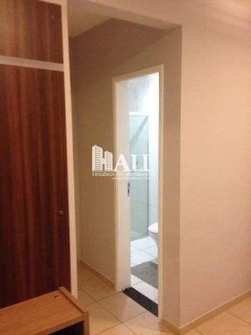 apartamento com 2 dorms, vila maceno, são josé do rio preto - r$ 195.000,00, 60m² - codigo: 2169 - v2169