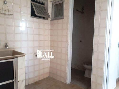 apartamento com 2 dorms, vila maceno, são josé do rio preto - r$ 243.000,00, 90m² - codigo: 3685 - v3685