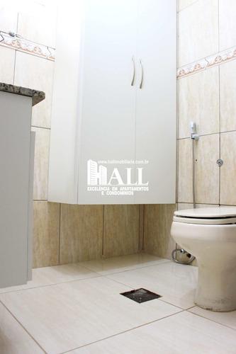 apartamento com 2 dorms, vila maceno, são josé do rio preto - r$ 248.000,00, 72m² - codigo: 2828 - v2828