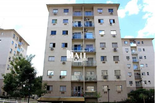 apartamento com 2 dorms, vila são judas tadeu, são josé do rio preto - r$ 165.000,00, 58m² - codigo: 1891 - v1891