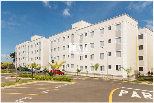 apartamento com 2 dorms, vila toninho, são josé do rio preto - r$ 169.000,00, 49m² - codigo: 3131 - v3131
