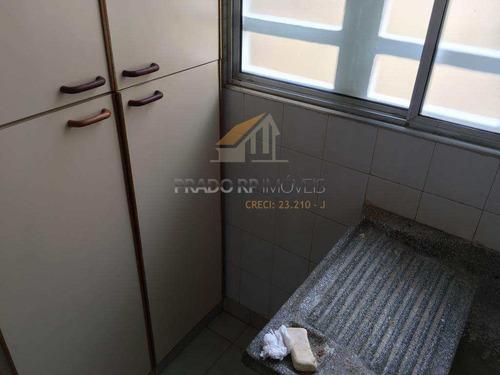apartamento com 2 dorms, vila virgínia, ribeirão preto - r$ 140.000,00, 55m² - codigo: 56102 - v56102
