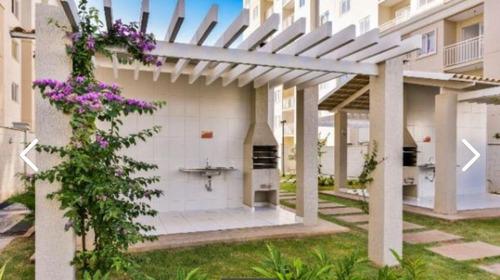 apartamento com 2 e 3 quartos à venda, 100 m² por r$ 222.000 - vila alzira - aparecida de goiânia/go - ap0139